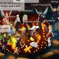 Ghoulish Gathering Halloween Party (part 1)