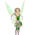 Characters fairy 2011 (in Pixie Hollow)