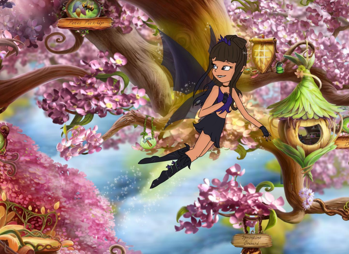 This is Cat's fairy