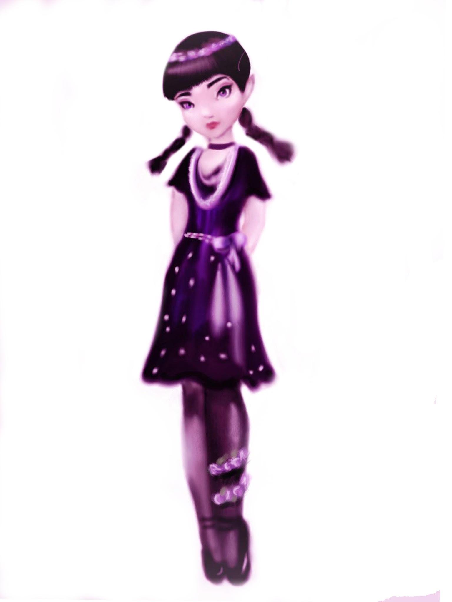 Tessa Purplewish