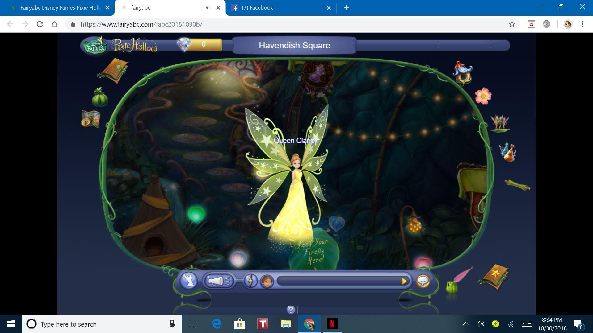 Pandora Queen Clarion Halloween Parade.JPG