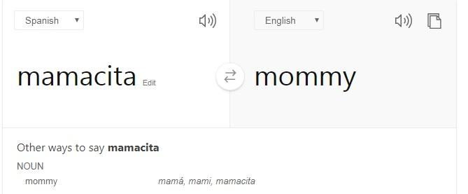 mamcita 2