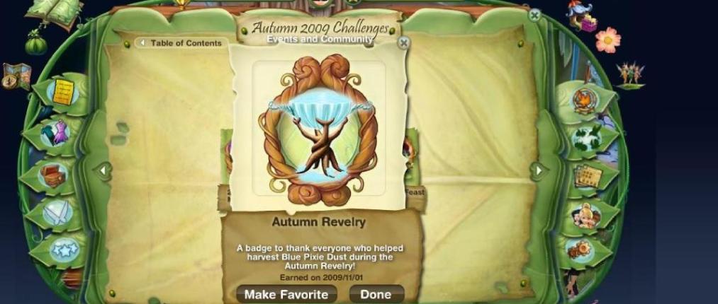Autumn Revelry