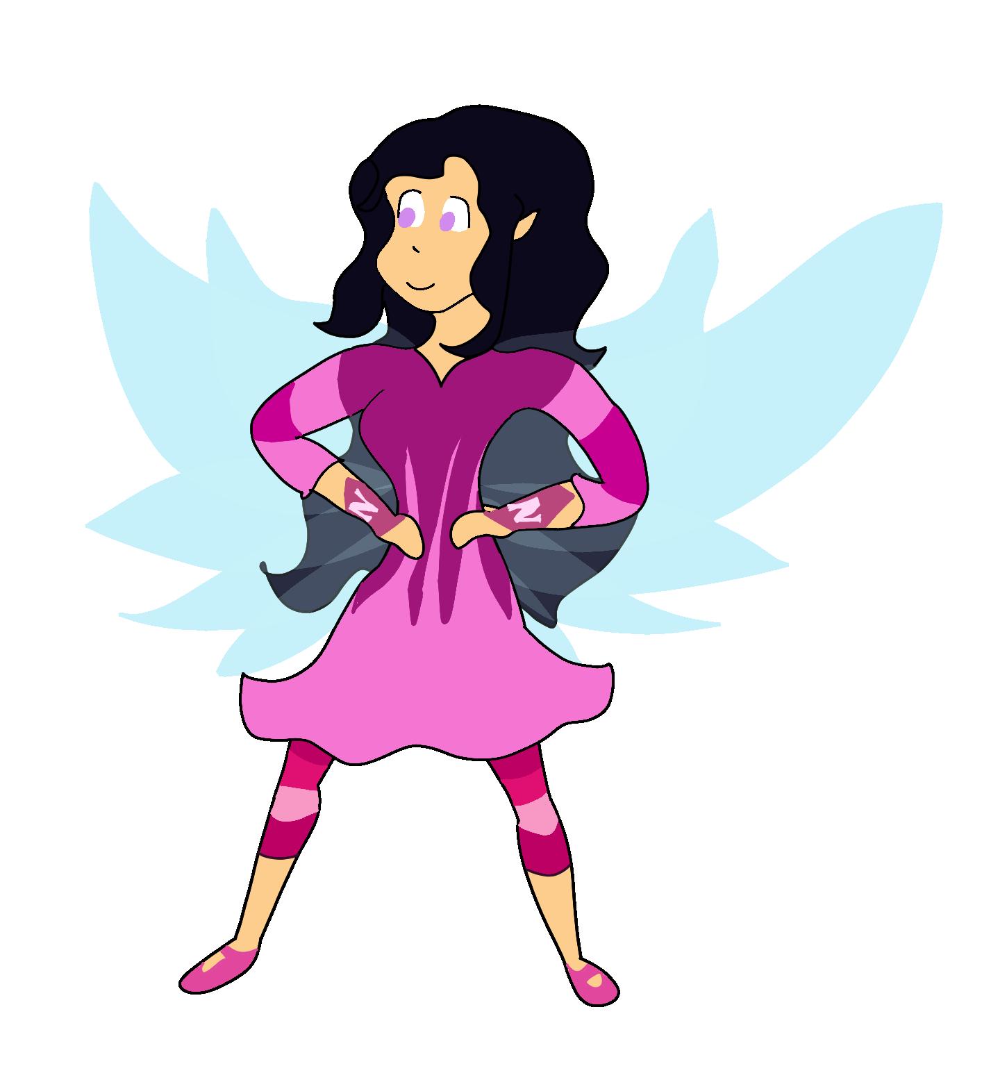 Nilla's Pixie Hollow Games uniform.png