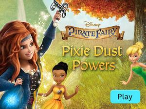 Pixie Dust Powers