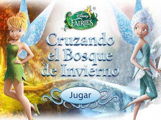Disney Fairies: Winter Woods Crossing