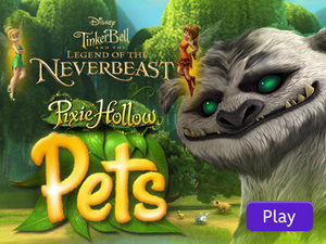 Pixie Hollow Pets