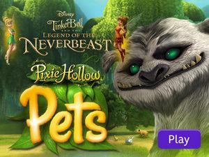 Pixie Hollow Pets