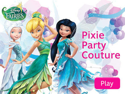 Disney Fairies - Pixie Party Couture
